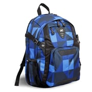 J World Haid Laptop Backpack; Navy