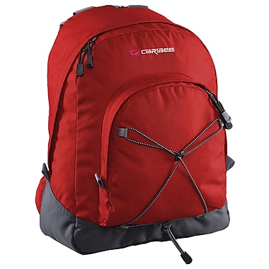 Caribee Retreat Backpack; Red