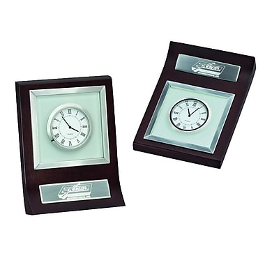 Chass ''Caf '' Clock