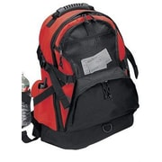 Preferred Nation The Gear Backpack; Red
