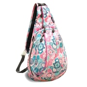 J World Stacy Mini Sling Backpack; Blue