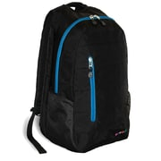 J World Collis Laptop Backpack; Black