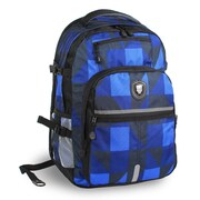 J World Cloud Laptop Backpack; Navy