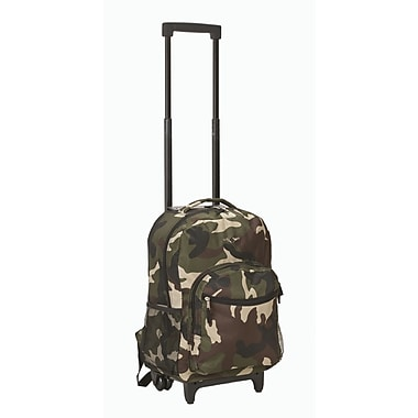 Rockland Rolling Backpack