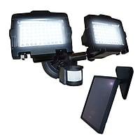 Nature 120-LED Dual Lamp Solar Security Light