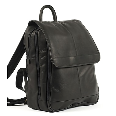 Claire Chase Andes Backpack; Black