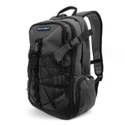 Riverstone Industries Corporation Ecogear Big Horn II Backpack; Black / Gray