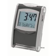 Dainolite Desk/Travel Alarm Clock