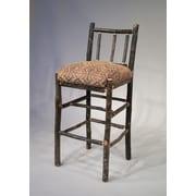 Flat Rock Furniture Berea 30'' Bar Stool with Cushion