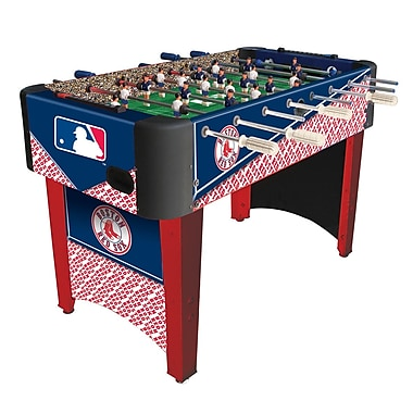 Imperial MLB Foosball Table; Boston Red Sox