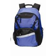 Preferred Nation Tennis Backpack; Blue