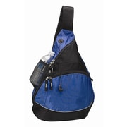 Preferred Nation Monsoon Sling Backpack; Blue