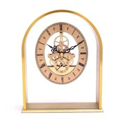 Bey-Berk Georgetown Skelton Movement Clock