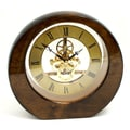 Bey-Berk Garni Piano Skelton Movement Clock