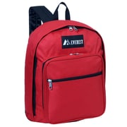 Everest Classic Backpack; Red