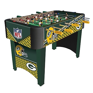 Imperial NFL Team Foosball Table; Green Bay Packers