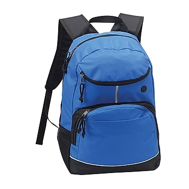 Preferred Nation School Backpack; Blue
