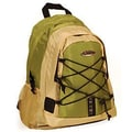 iSafe Guardian Backpack; Green/Tan