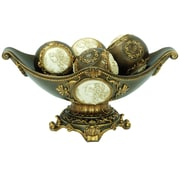 ORE Furniture Handcrafted Decorative Decorative Bowl