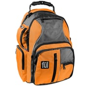 FUL Gibsons Laptop Backpack; Orange