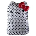 Loungefly Hello Kitty Backpack; Black / White