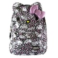 Loungefly Hello Kitty Backpack; Pink / Grey