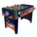 Imperial NFL Team Foosball Table; Denver Broncos
