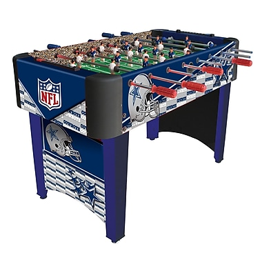 Imperial NFL Team Foosball Table; Dallas Cowboys
