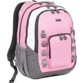 J World Willow School Laptop Backpack; Pink