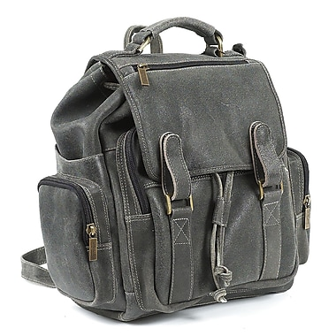 Claire Chase Sierra Backpack; Distressed Brown