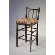 Flat Rock Furniture Berea 30'' Bar Stool with Cushion