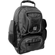 FUL Beale Street Laptop Backpack; Black