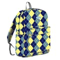 J World Ivy Campus Backpack; Navy
