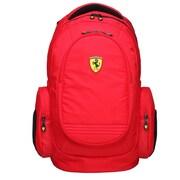 Ferrari Active Laptop Backpack; Red