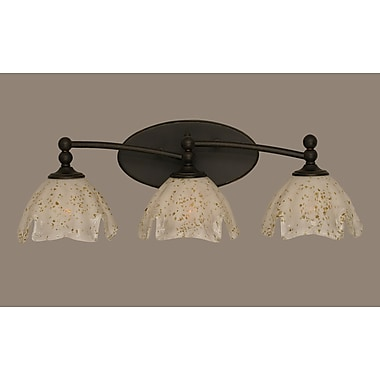 Toltec Lighting Capri 3 Light Vanity Light