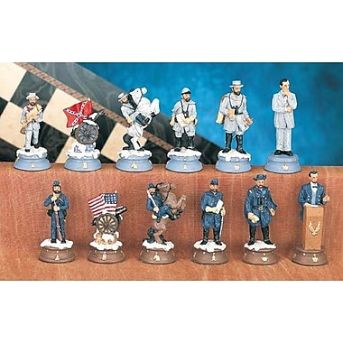 CHH American Civil War Chessmen