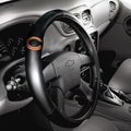 Northwest Co. NFL Steering Wheel Cover; Chicago Bears