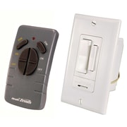 Heath-Zenith Wireless Command Remote Control Switch Set in White