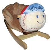 Charm Company Homer Baseball Rocker