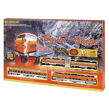Bachmann Trains HO Scale Royal Gorge Train SetSorry, this item is currently out of stock.