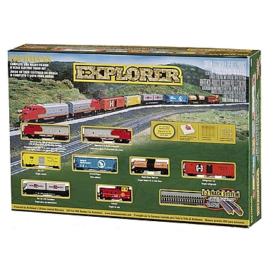 Bachmann Trains N Scale Explorer Train SetSorry, this item is currently out of stock.