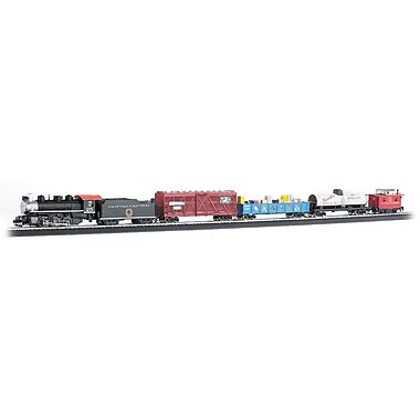 Bachmann Trains HO Scale Santa Special Train SetSorry, this item is currently out of stock.