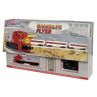 Bachmann Trains O Scale Santa Fe Flyer Train Set
