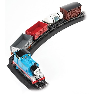 Bachmann Trains HO Scale Thomas Fun with Freight Train SetSorry, this item is currently out of stock.