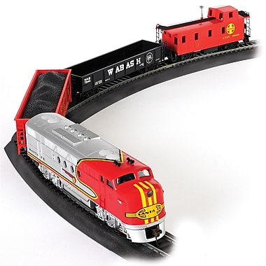 Bachmann Trains HO Scale Santa Fe Flyer TrainSorry, this item is currently out of stock.