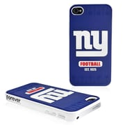 Forever Collectibles NFL Hard iPhone Case; New York Giants - Blue
