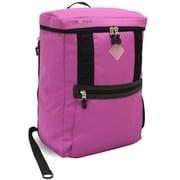 J World Rectan Laptop Backpack; Orchid
