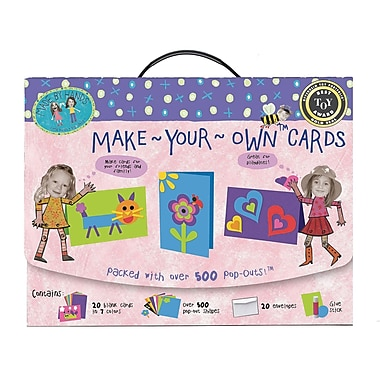 Made By Hands Make-Your-Own Cards Game