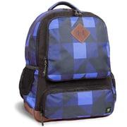 J World Lomberd Multi Pocket Backpack; Navy