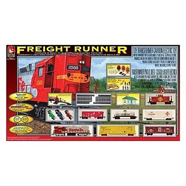 Life-Like Freight Runner Train Set